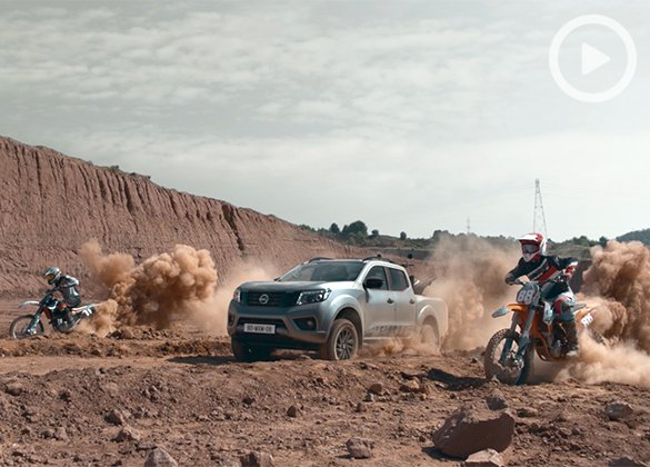 Nissan Navara N-Guard / Tough Is The New Stylish - Wilfrid Brimo