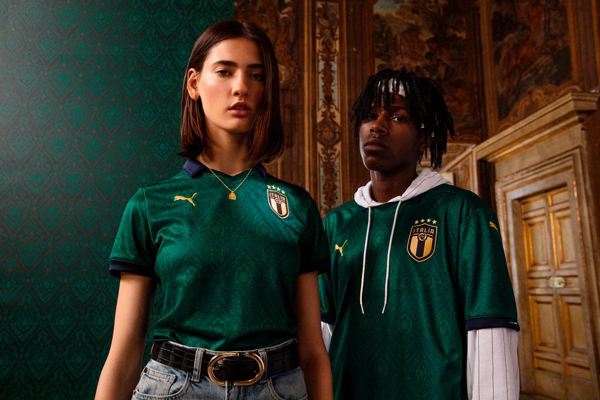 Puma FIGC / Renaissance - Maltchique - FALCA | A Production Company